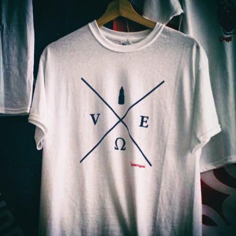 Vapoureyes Crossed X Tees