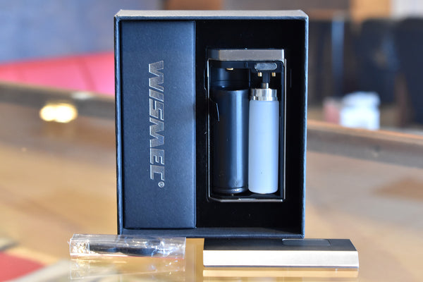 Wismec Luxotic MF Squonk Mod (Mechanical)