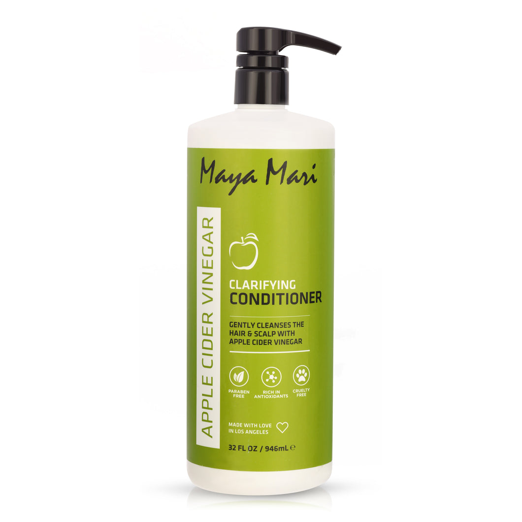 Maya Mari Apple Cider Vinegar Clarifying Conditioner - 32oz