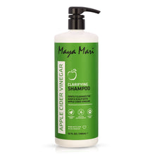 Load image into Gallery viewer, Maya Mari Apple Cider Vinegar Clarifying Shampoo & Conditioner Set - 32oz