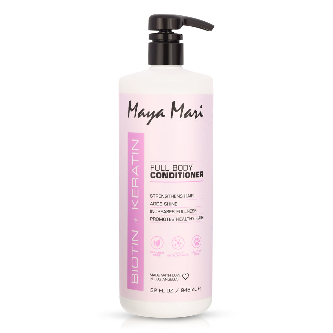Maya Mari Biotin and Keratin Conditioner - 32oz