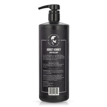 Load image into Gallery viewer, Abbot Kinney Apothecary Men's 3-in-1 Moisturizing Shampoo, Conditioner, Body Wash and Softening Beard Oil Set - Wood Reserve