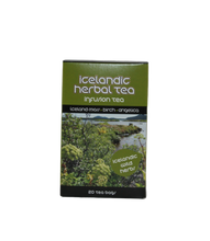 Load image into Gallery viewer, Icelandic Herbal Tea 20 bags / Íslenskt jurtate 20 pokar