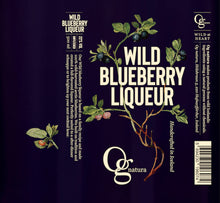 Load image into Gallery viewer, WILD BLUEBERRY LIQUEUR