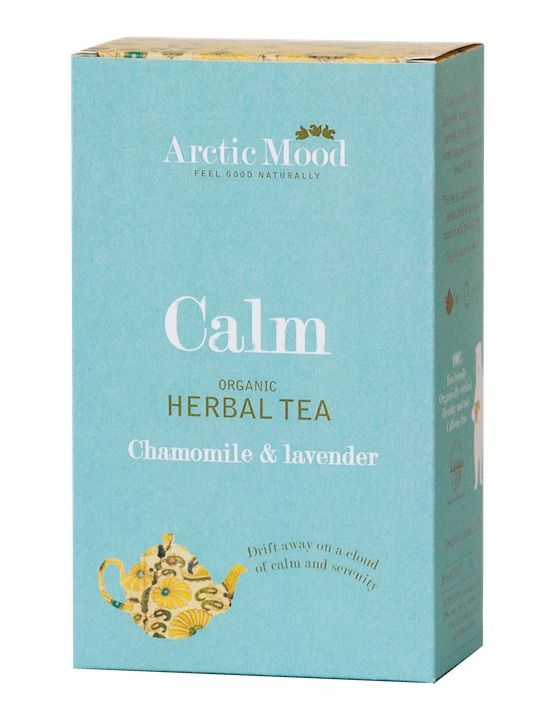 Calm / Slakaðu á  -  Herbal Tea -  Certified organic
