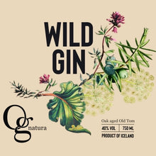Load image into Gallery viewer, WILD GIN OLD TOM