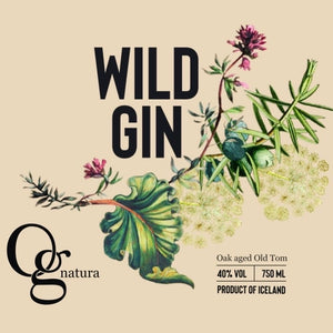 WILD GIN OLD TOM