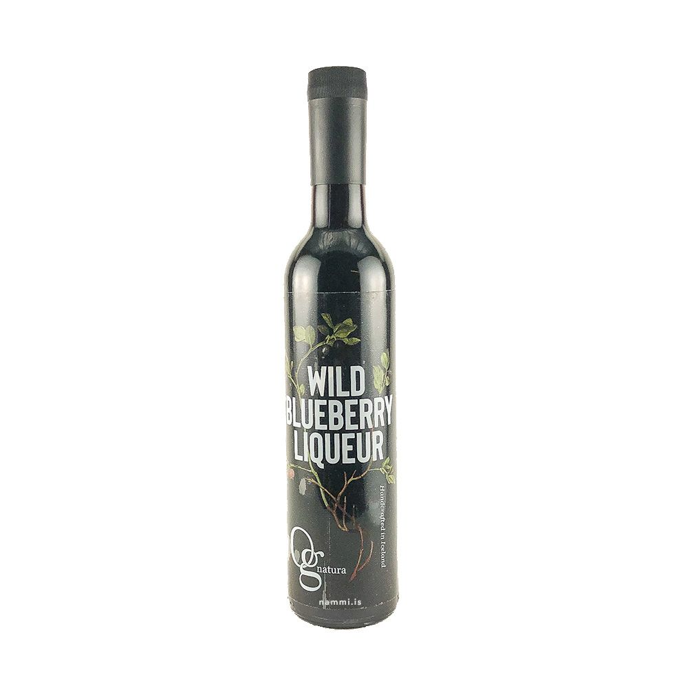 WILD BLUEBERRY LIQUEUR