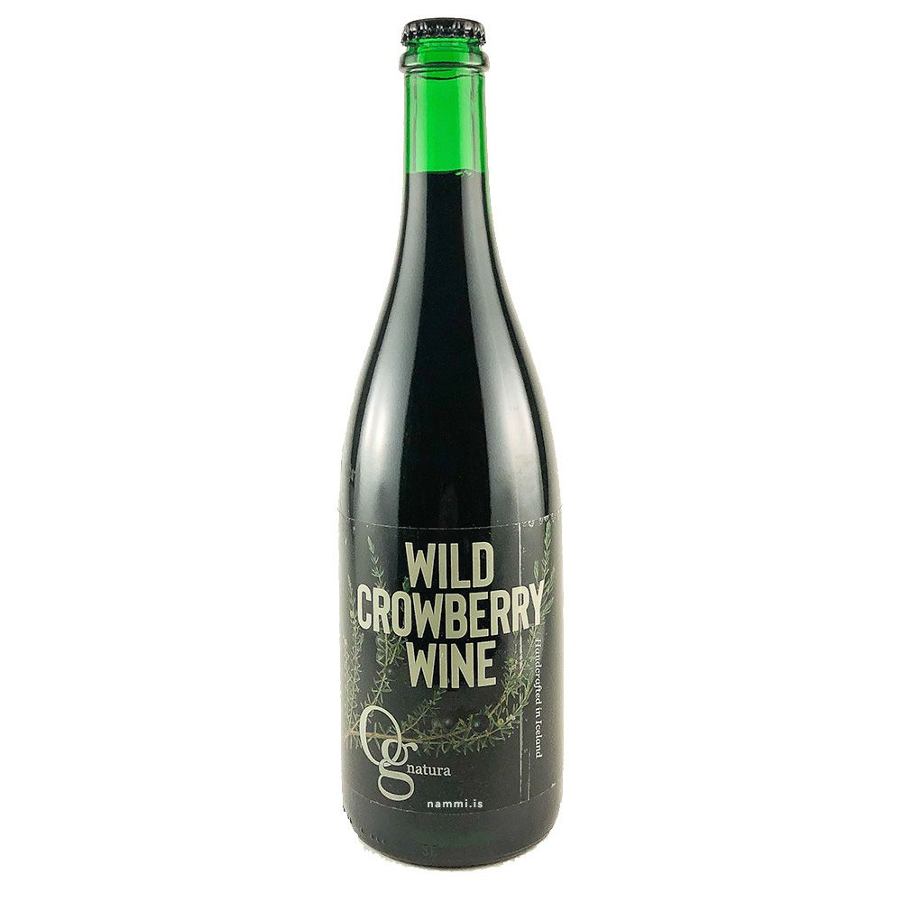 WILD CROWBERRY WINE