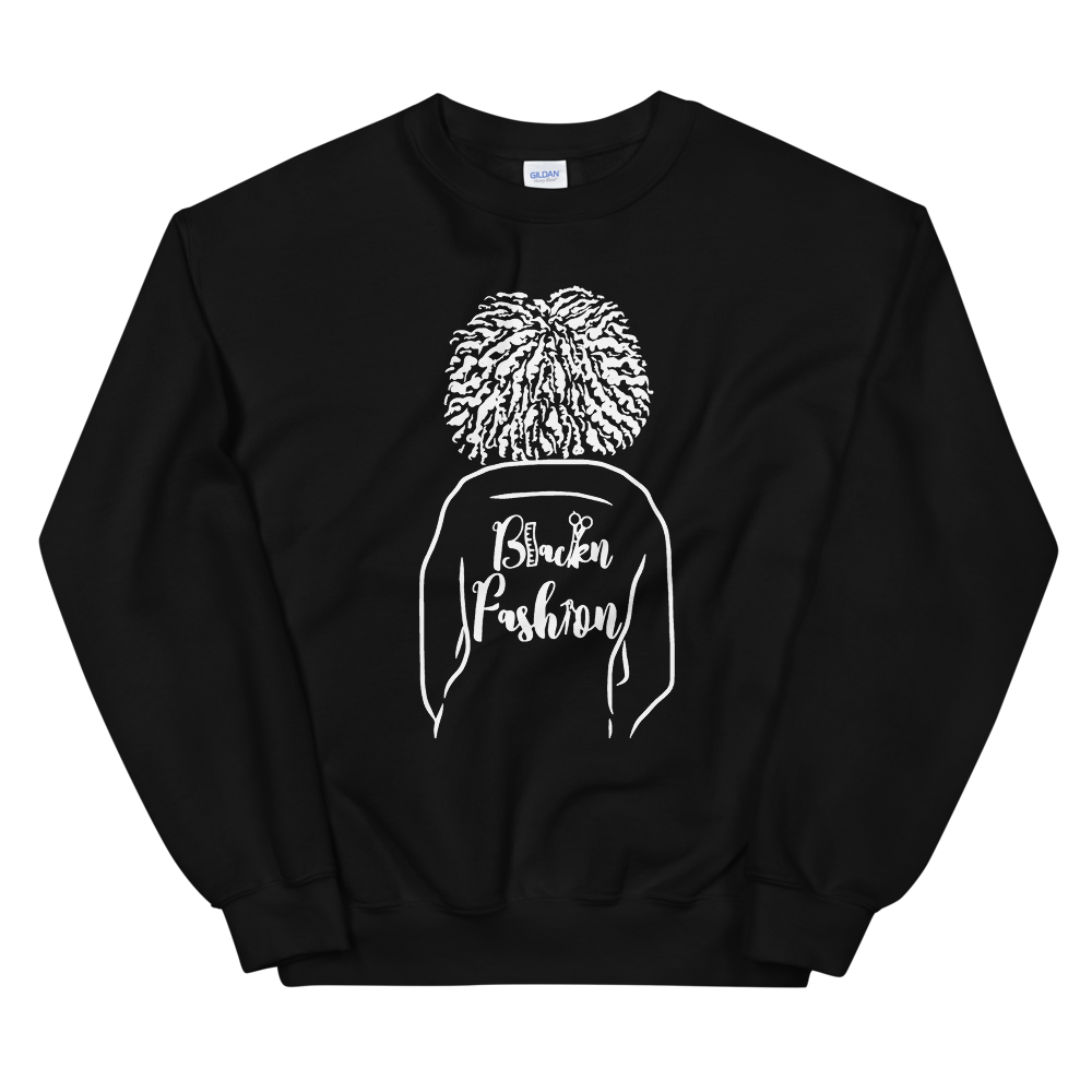 Black N Fashion Sweatshirt