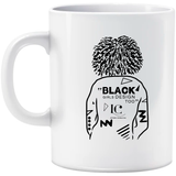 Black Girls Design Too Mug