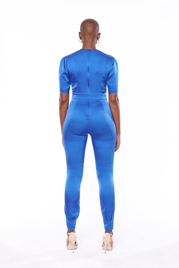 Jayda Jumpsuit Silk