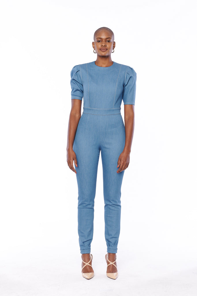 Jayda Jumpsuit Denim