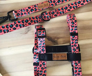 Boos + Boo - Spotted Cheetah Lead
