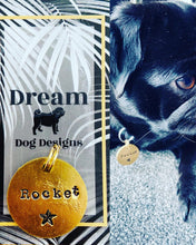 Load image into Gallery viewer, Dream Duo for Dog & Hooman - Key Ring & Dog Tag