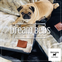Load image into Gallery viewer, Dream Dog Designs - Dream Jet Bed - Black