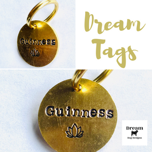 Dream Duo for Dog & Hooman - Key Ring & Dog Tag