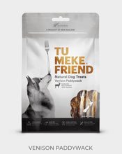 Load image into Gallery viewer, Tu Meke Friend - Venison Paddywack - Natural Dog Treats