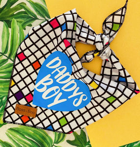 Boss + Boo - Daddy's Boy Bandana