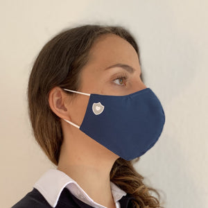 Fabric masks - 3-layers and reusable (3-pack)