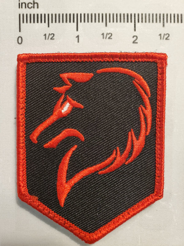 Red Wolf Patch