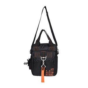Parachute Style Shoulder Bag