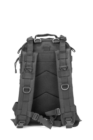 Compact Tactical Backpack Black
