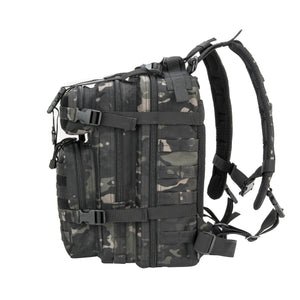 Compact Tactical Backpack Blackmulticam