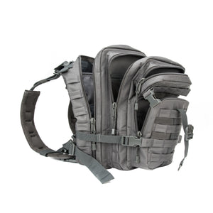 Compact Tactical Backpack Grey