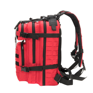 Compact Tactical Backpack Red