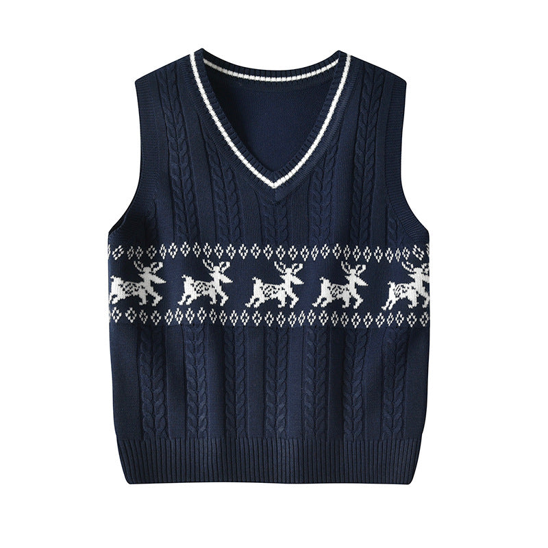 Oakley Children's Knitted Vest