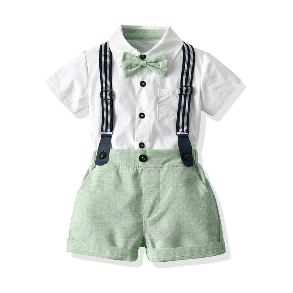 Ryan Boy's Summer Outfit