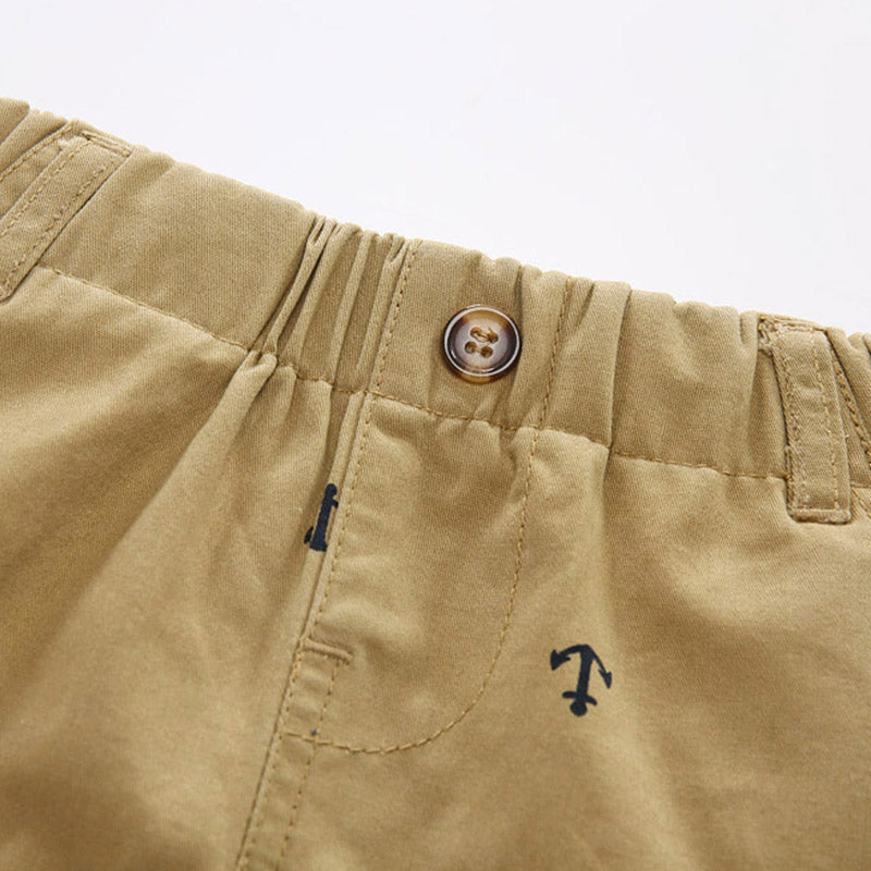 Paul Toddler Anchor Shorts
