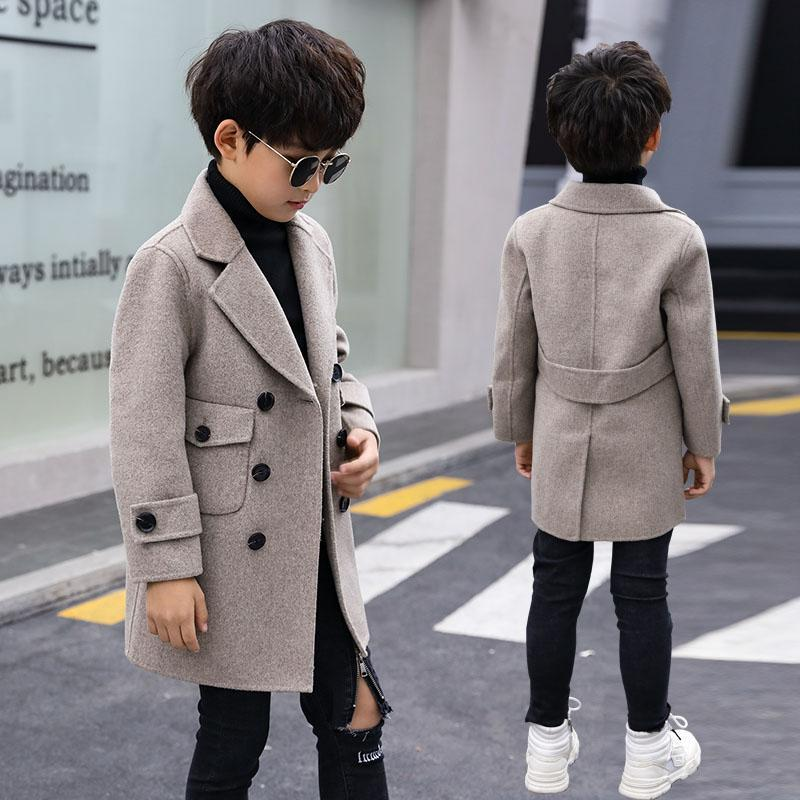 Adriel Fashion Long Coat