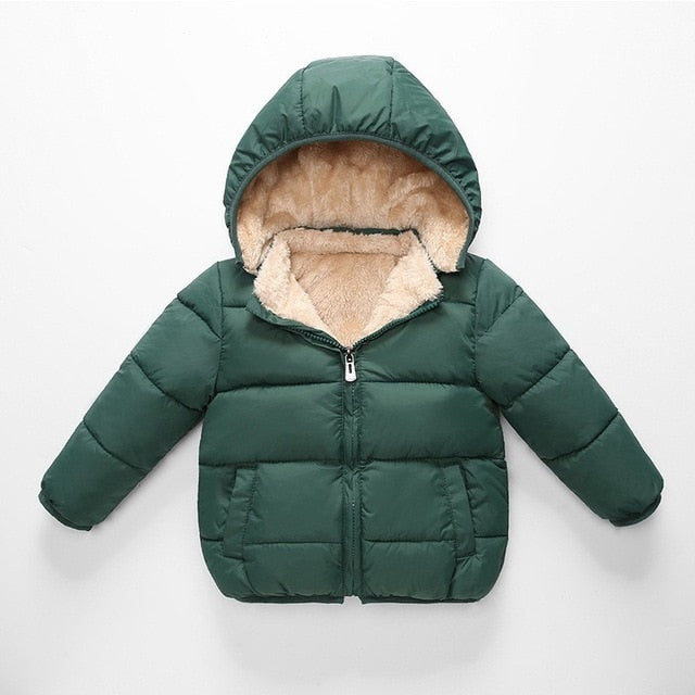 Nathan Warm Kids Outerwear Coat