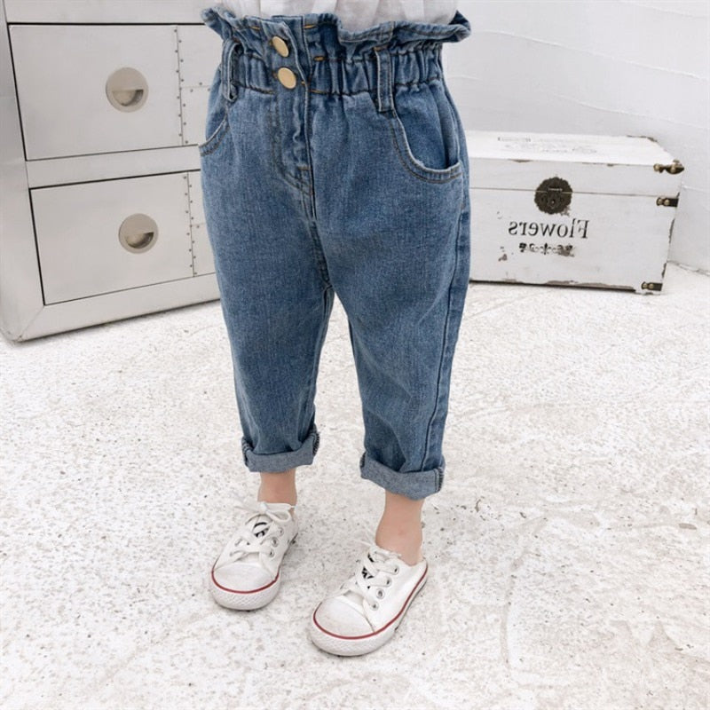 Angela Baby Girl Fashion Jeans