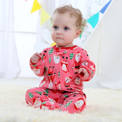 Riley Baby Jumpsuit