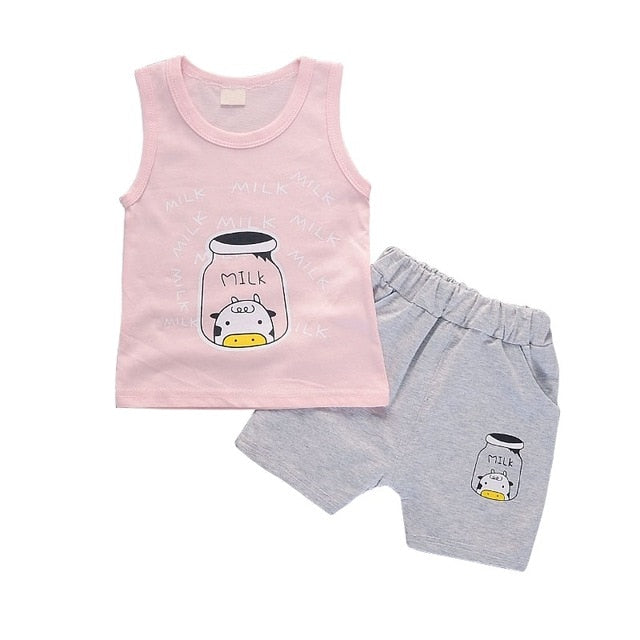 Kyle Casual Baby Outfit Set