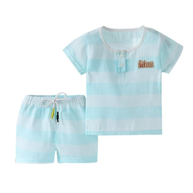 Theo Casual Baby Outfit Set