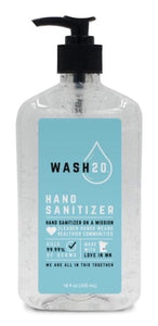 Wash 20 Hand Sanitizer 18 oz
