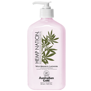 Hemp Nation® Wild Berries & Lavender Tan Extender