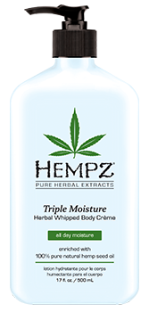 Triple Moisture Herbal Body Creme