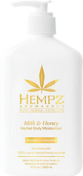 Milk & Honey Herbal Body Moisturizer