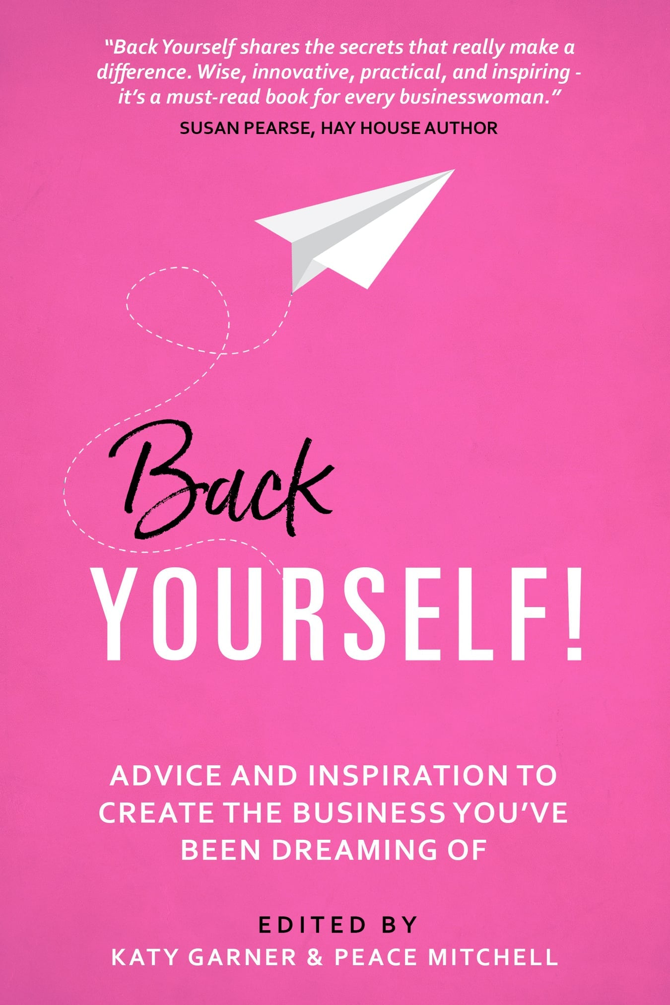 Back Yourself Book - PREORDER