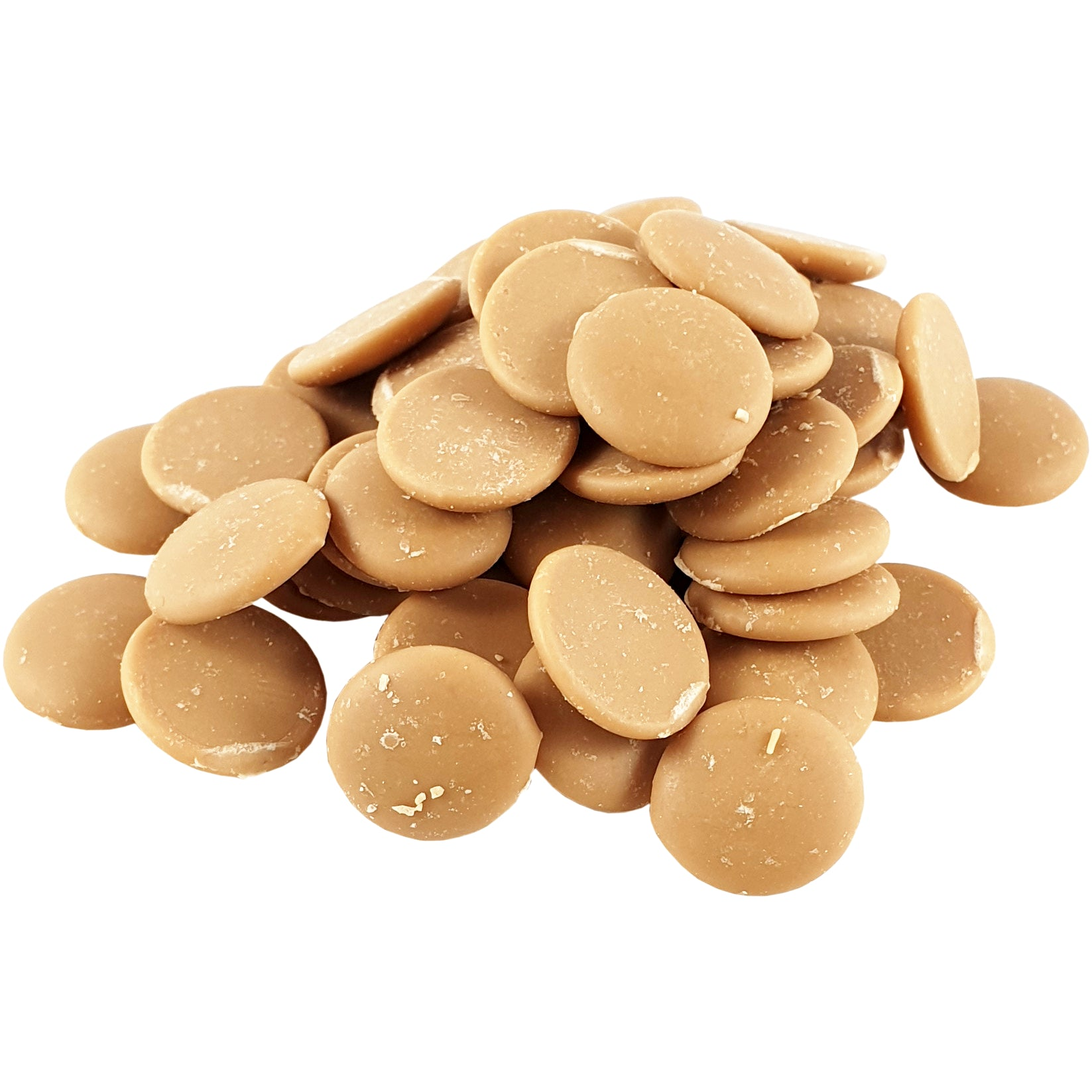 Chocolate Buttons Caramel Couverture chocolate - Gluten Free 250g