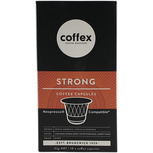 Coffee Capsules 10 pack