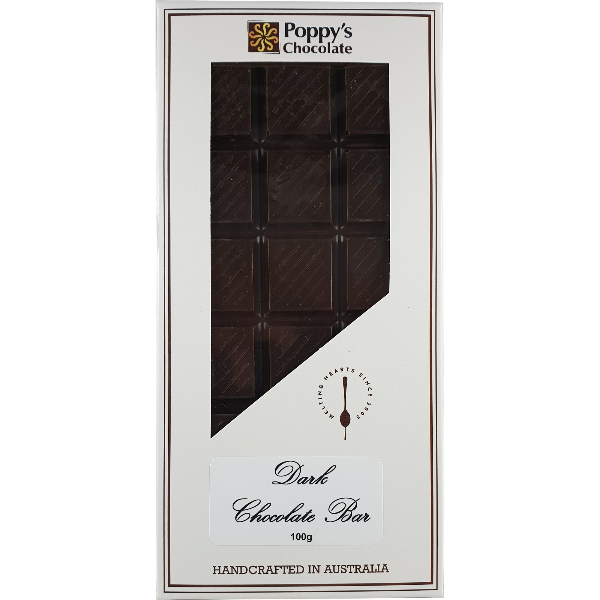 Dark 56% Chocolate Block 100g