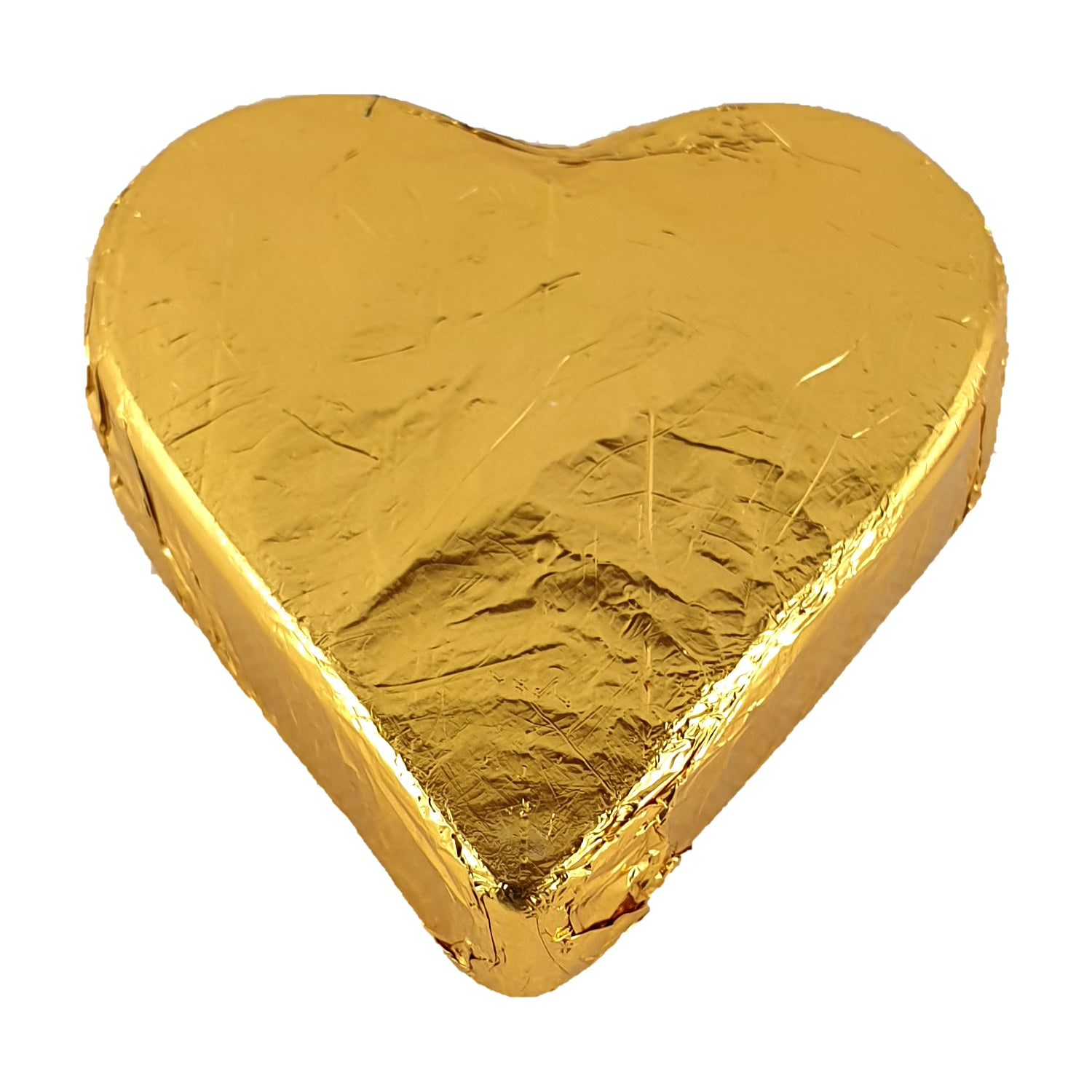 Heart Dark Chocolate Foiled 24g