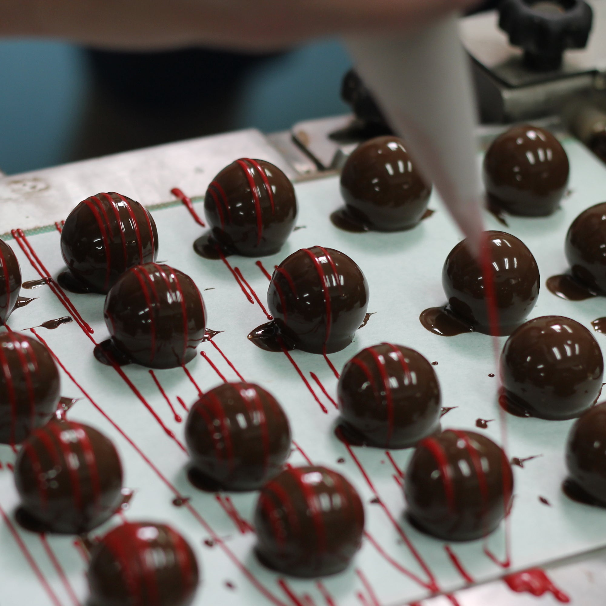 Chocolate Making Experience with Tour and Tastings - Ages  14+