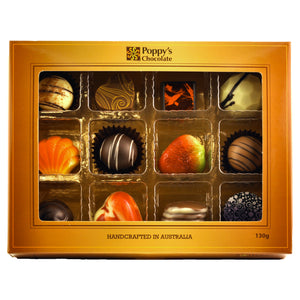 Gift Box 12 gourmet chocolates